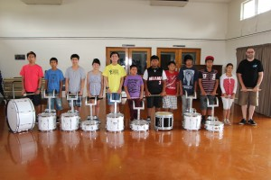 Sinulog NZ Drumline